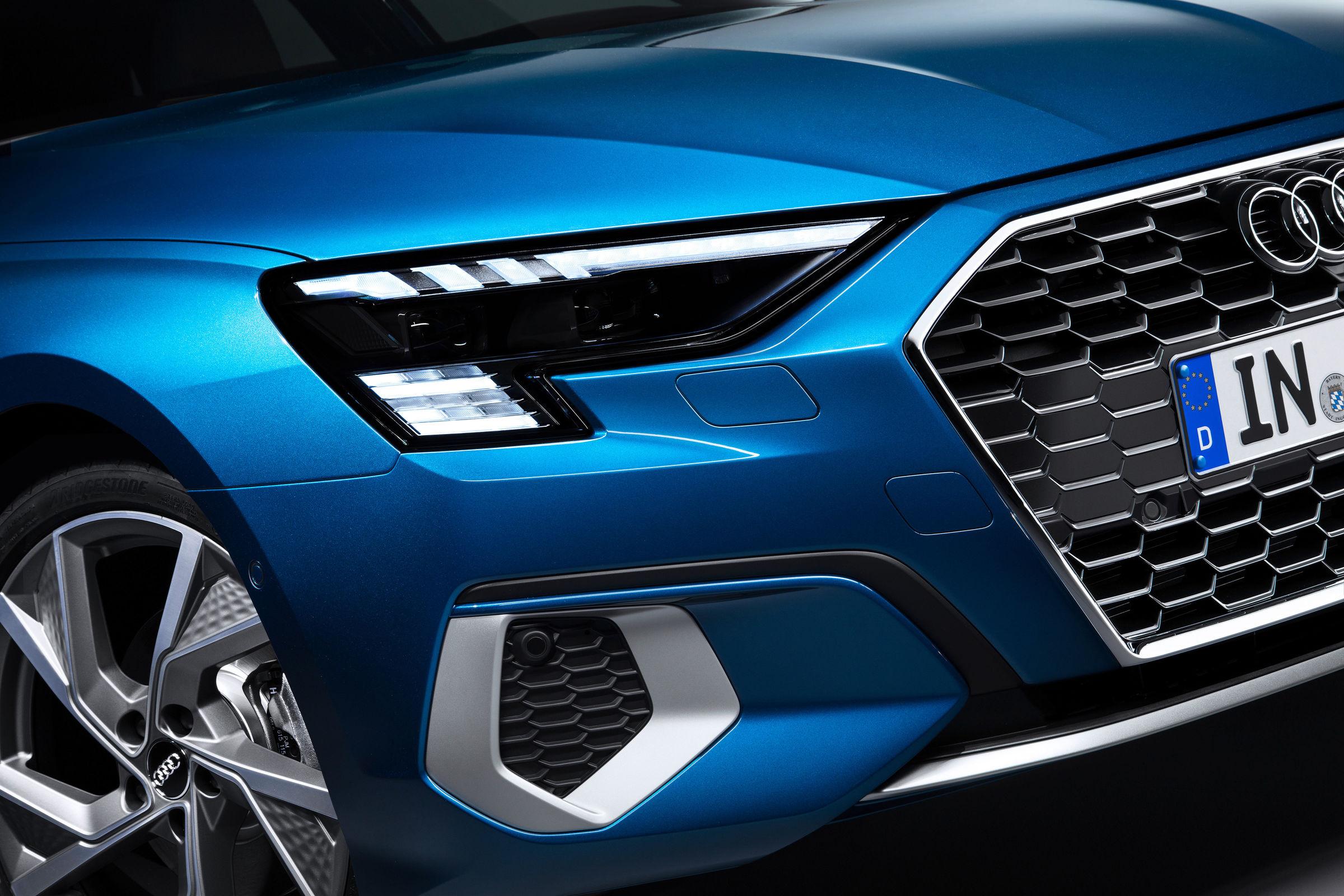 Nuova Audi A3 2020
