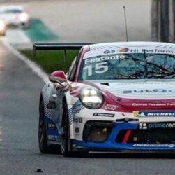 Aldo Festante Porsche Carrera Cup